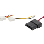 molex-4pin-3pin-fan